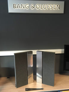 "Rare BeoVox 5000 ""Mondrian"" speakers."