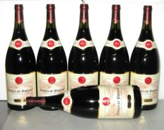 2014 Côtes du Rhône E. Guigal – Lot of 6 Magnums (1.5ltr)