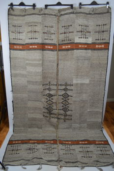 Very Large Khasa Blanket - FULANI