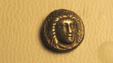 Ancient Greece - Satraps of Caria Hidrieos. 353-344  BC AR Drachm