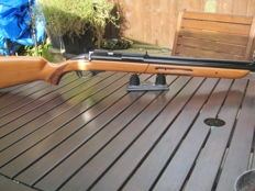 1970's Setra multipump 22cal air rifle