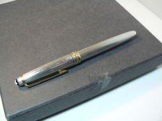 Montblanc Solitaire pen in sterling silver 925