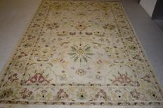 Marvelous Ziegler India - 300x200 cm with certificate of authenticity