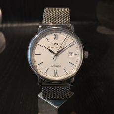 IWC - Portofino Automatic 40mm - IW356505 - Men - 2011-present