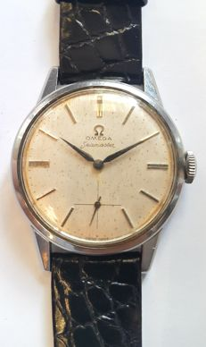 Vintage wrist watch Omega Seamaster - Switzerland around 1960s