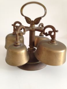 Altar bell - copper