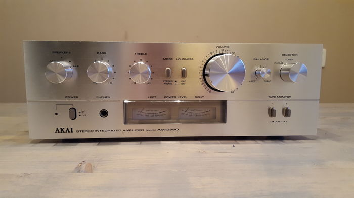 Akai AM-2350 Stereo Integrated Amplifier