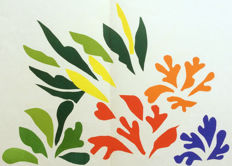 Henri Matisse (after)  - Arcanthes