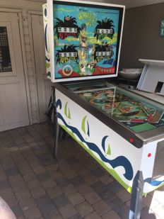 Pinball machine Williams Smart Set