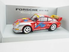 UT Models - Scale 1/18 - Porsche 911 RS Porsche Cup Germany 1995 V.I.P. Car