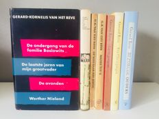 Gerard Reve; Lot with 7 of his works in first edition - 1956 / 1988