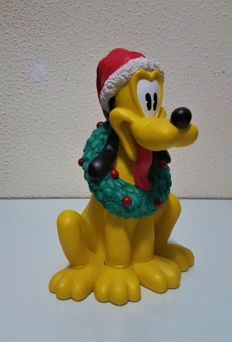 "Disney, Walt - Figure - Pluto ""Christmas"" (2003)"
