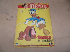 Mickey Magazine - 19 issues - 19xsc - 1st edition (1950/1951)
