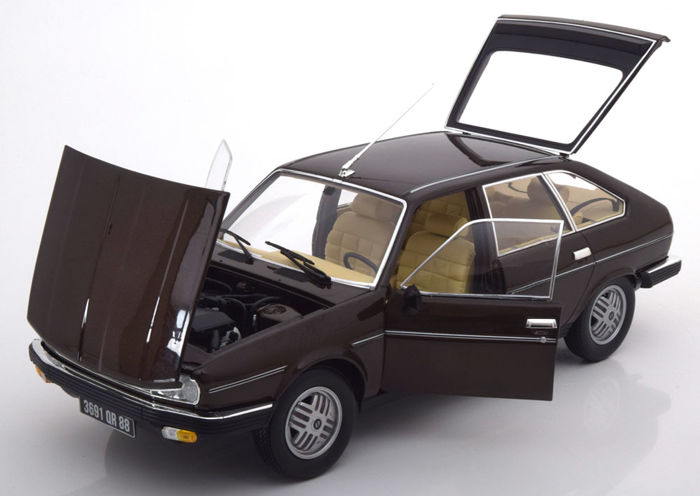 norev scale 1 18 renault 30 tx 1981 colour brown metallic catawiki. Black Bedroom Furniture Sets. Home Design Ideas