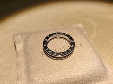 18 kt white gold engagement ring by Bulgari, B.ZERO Size: 54 / 14