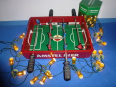 Amstel Bier - football game & Heineken beer party lights