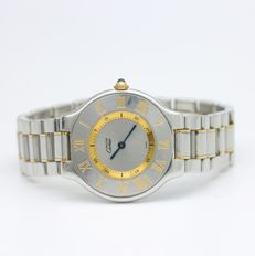 Cartier Must de 21 Ref.: 1330 - Wristwatch - 1990–1999