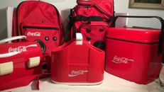 Coca Cola - Lot of 5 pieces