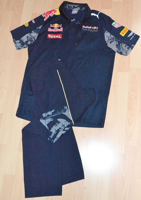 c25b5a7a Red Bull Racing > 2016 Shirt & Pants by Puma > Team only !! (