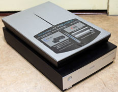 Epson V700 Photoscanner with Dual lens system and Digital Ice