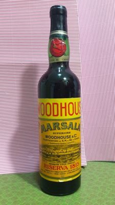 1815 Marsala Solera Woodhouse