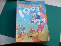 Donald Duck Weekblad - 411 issues - sc - 1st edition (1993/2005)