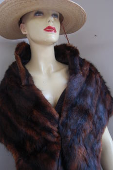 Regal Fur Shop - Mink wrap