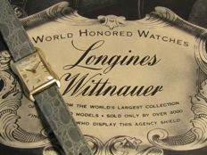 Wittnauer - longines - art deco dresswatch - cal revue 84/1 - Men - 1901-1949