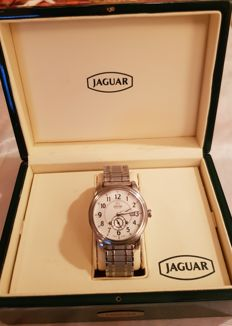 JAGUAR Box/Watch - Men's Watch MADE in SWITZERLAND - 2012