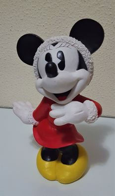 "Disney, Walt - Figure - Minnie ""Santa Claus"" (2003)"