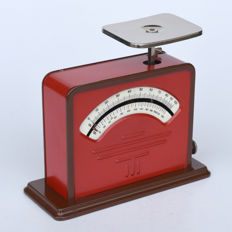 Jacob Maul - Art Deco letter scales