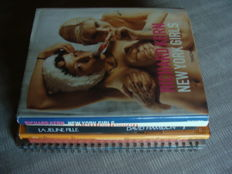 Various; Lot with 6 photo books - 1976/1997