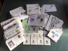 Belgium - Batch of First Day Covers