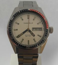 Caravelle - Automatic  - Ref. 1353.10 - Men - 1970-1979