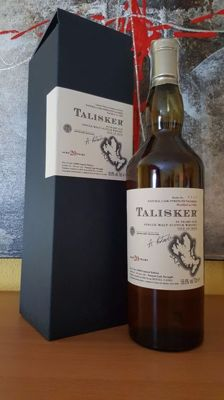 Talisker 20 years old 1982 - Special Edition - Cask Strength 58,8%