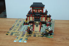 Orient Expedition -  7419 + 7416 - Dragon Fortess + Emperor's Ship