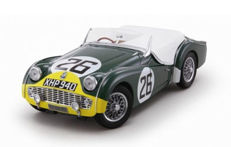 Kyosho - Scale1/18 - Triumph TR3S 1959 LM #26