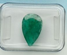 Emerald – Green - 2.71 ct - No reserve