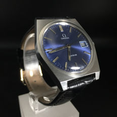 Omega Geneve Blue Dial Men's watch - 1970s