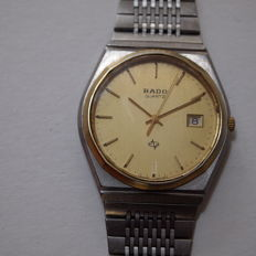 Rado 'Diastar' model 113.3259.4, Men's quartz wrist watch c. 1970/80s