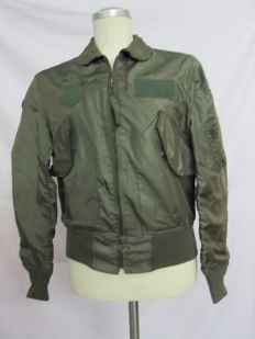 U.S. Air Force flyer jacket , origineel
