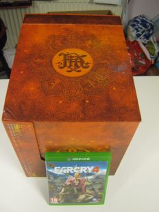 Xbox one Far Cry 4 Special edition.