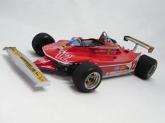 Exoto - Scale 1/18 - Ferrari 312T4 F1 winner South African GP 1979 #12 - Gilles Villeneuve