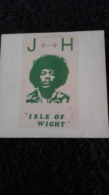 "Jimmie Hendrix Live ""Isle Of Wight"""