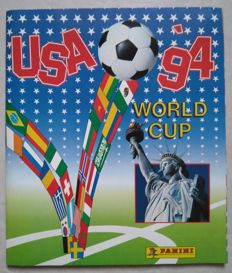 Panini - World Cup USA 1994 - Complete album.