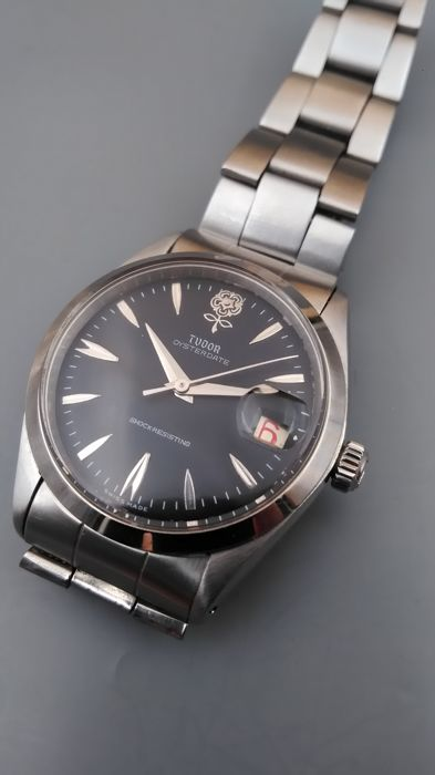 Tudor - Oyster Date - By Rolex. - Heren - 1960-1969