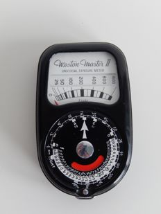 Weston Master II - light meter