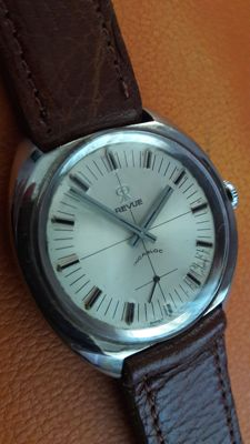 Revue - Cal.81, big case ,waterproof model ,rare vintage - Hombre - 1960 - 1969