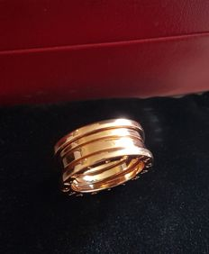 Bvlgari BZero1 18K Yellow gold - Ring size 55