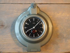 Kienzle Military Original Rare Tachograph Clock German Army Luftwaffe